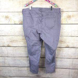 torrid Jeans - Torrid light purple skinny jeans size 20